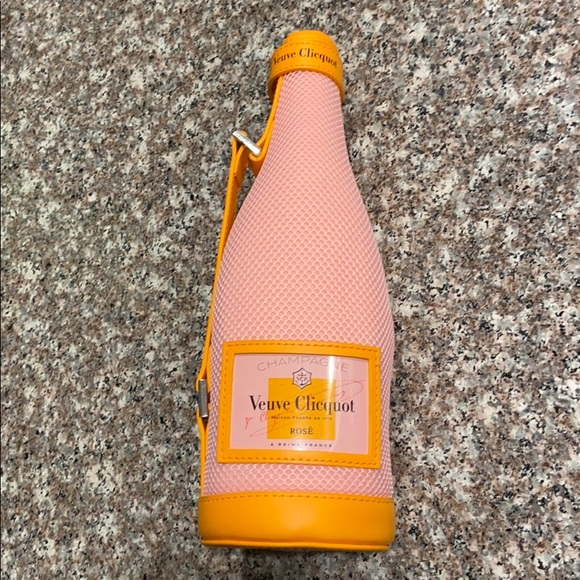 Verve Clicquot pink Rose ice jacket